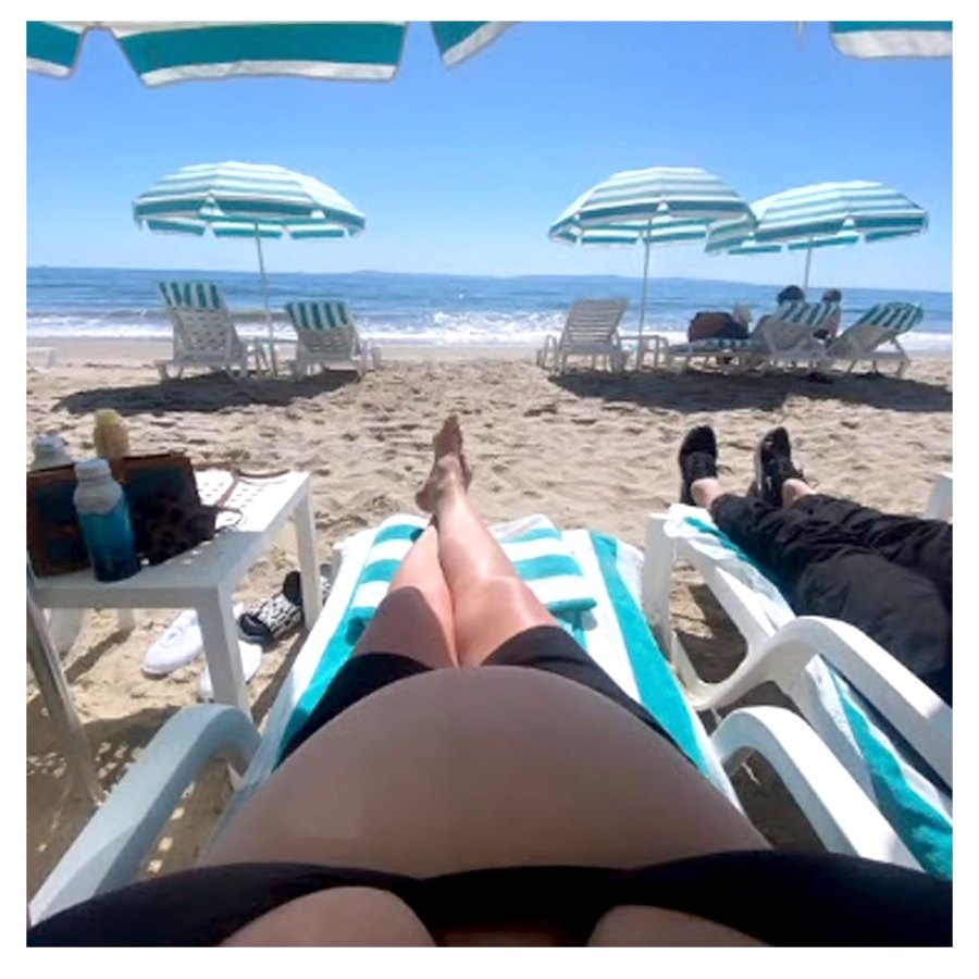 Pregnant Stars Rocking Bathing Suits 2021 Brittany Cartwright