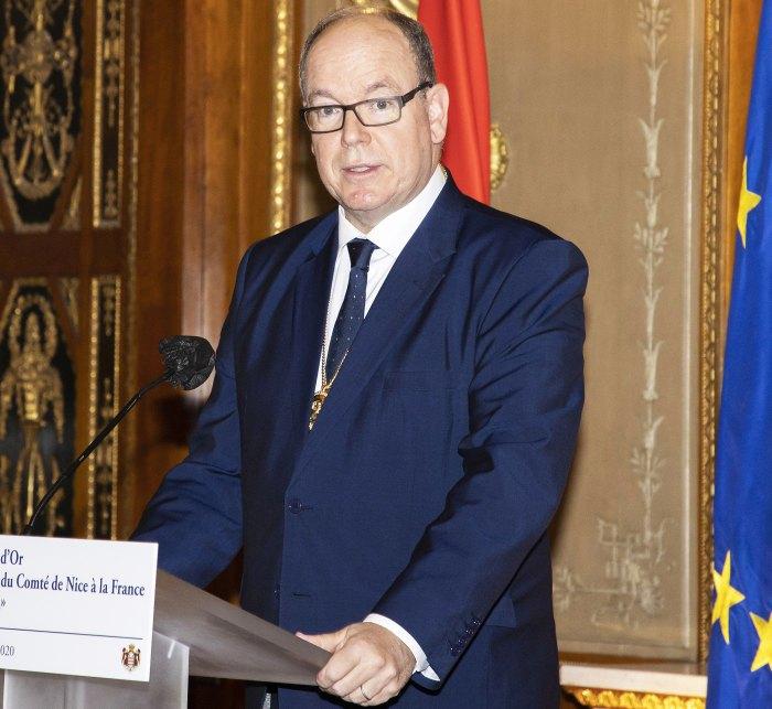 El príncipe Alberto de Mónaco dice que la entrevista reveladora del príncipe Harry y Meghan Markle le molestó 1