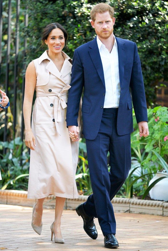 El príncipe Alberto de Mónaco dice que la entrevista reveladora del príncipe Harry y Meghan Markle le molestó