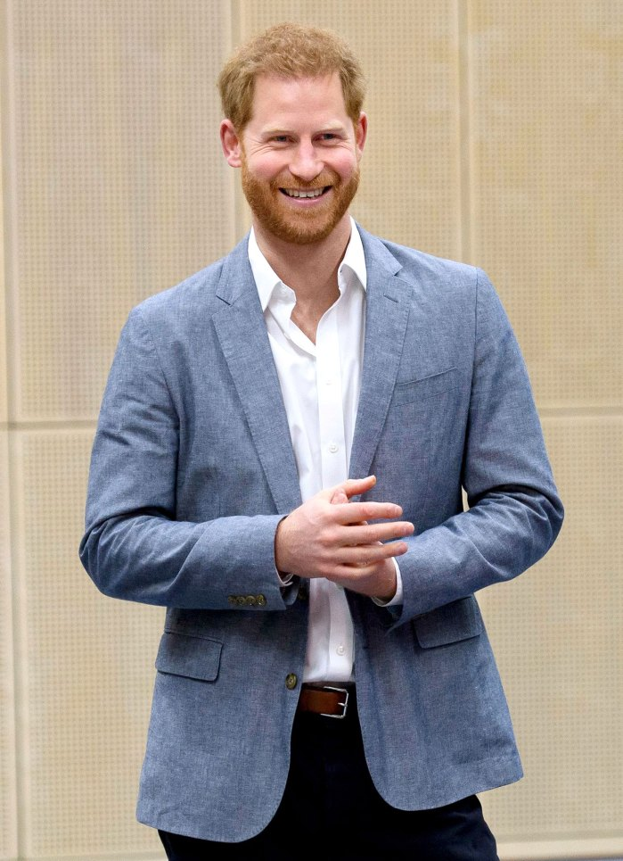Prince Harry Accepts Job as Executive at Tech Startup BetterUp After Royal Exit