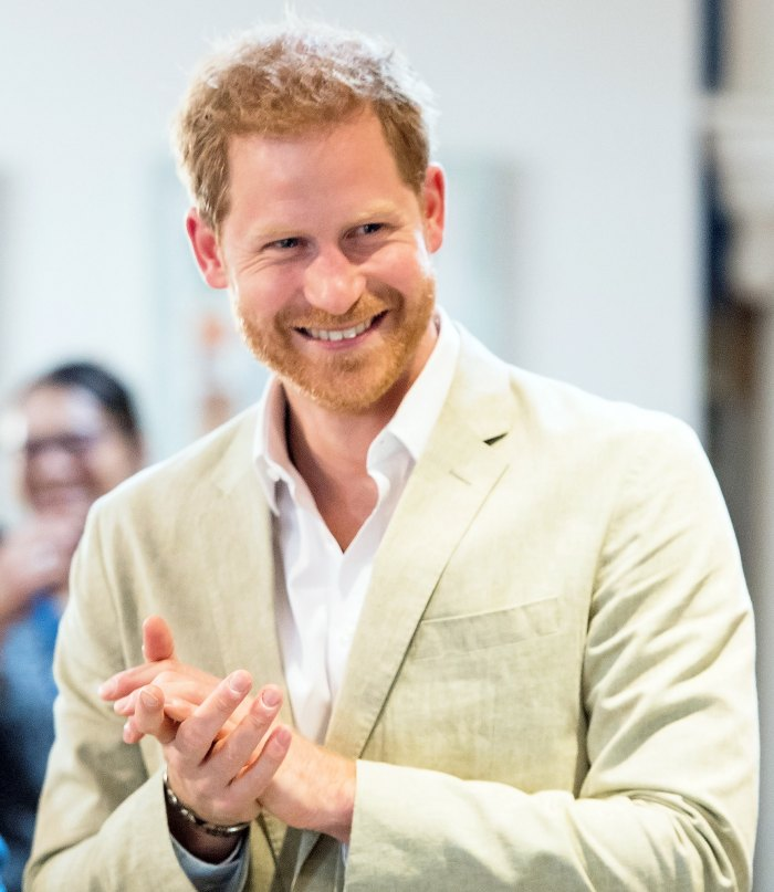 Prince Harry Joins Aspen Institutes Commission Against Misinformation