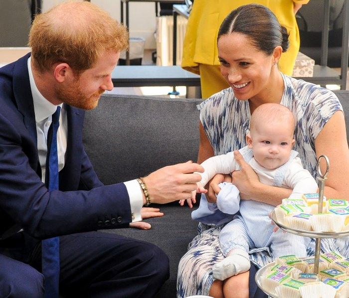 Meghan Markle dice que ella y el príncipe Harry querían título de príncipe y seguridad para su hijo Archie