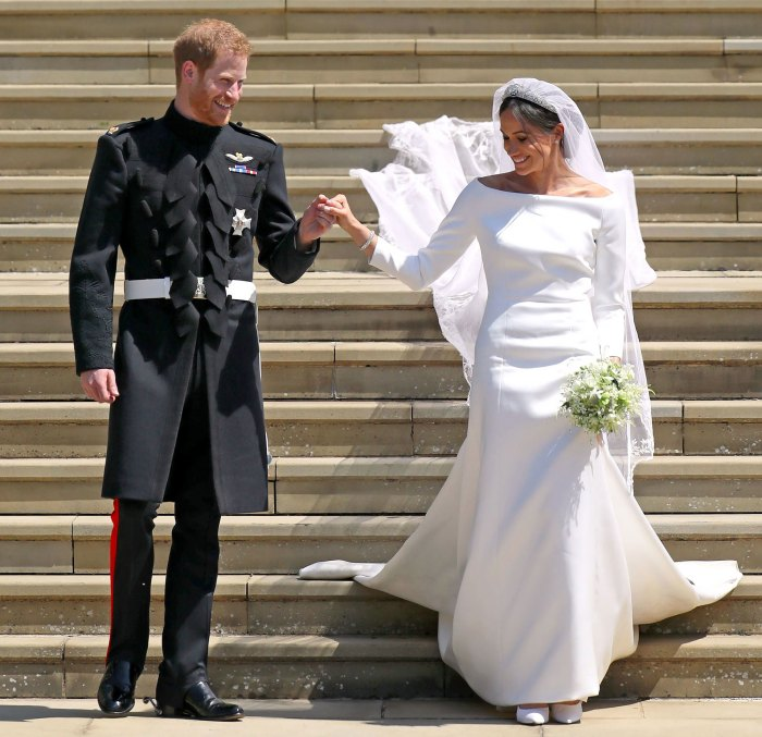 Prince Harry and Meghan Markle's Rep Confirms Backyard Wedding Was Not a Legal Ceremony
