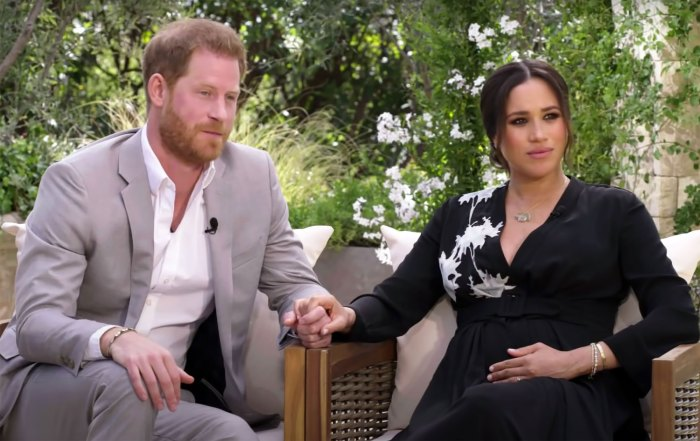 Prince Harry, Meghan Markle Reveal How They Feel About 'The Crown'