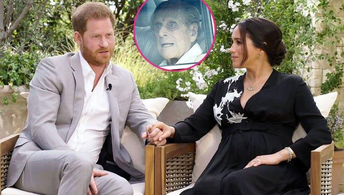 El príncipe Harry Meghan Markle planeó posponer su entrevista reveladora de CBS El príncipe Felipe murió