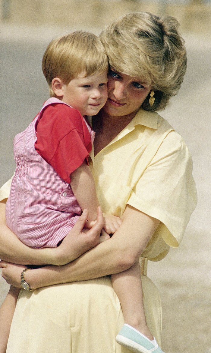 Prince Harry Says Princess Diana's Death Left 'a Huge Hole' in Him in Emotional Book Forward