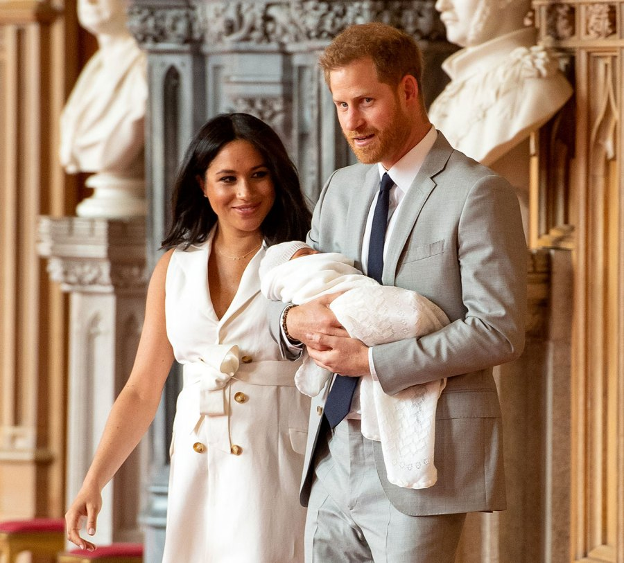 Prince Harry Says Queen Elizabeth and Prince Philip Did Not Make Archie Skin Color Remarks