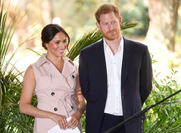 Prince Harry and Meghan Markle Feel Free After Sit-Down Interview