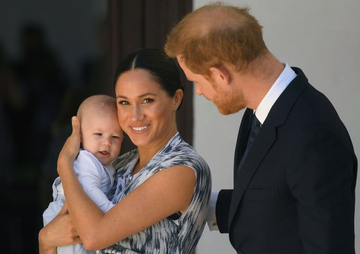 Prince Harry and Meghan Markle Reveal Son Archie Latest Words