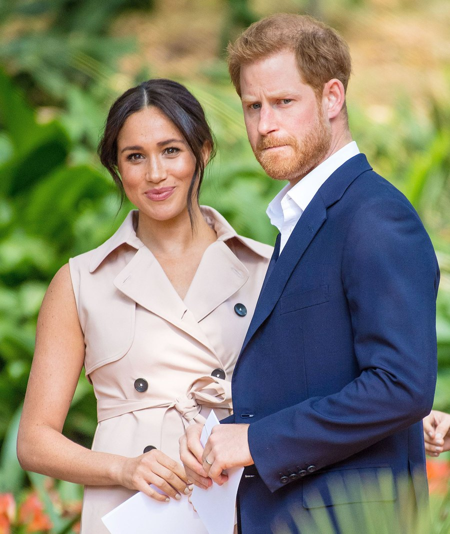 Prince Harry and Meghan Markle Tell-All Interview Celebrities React