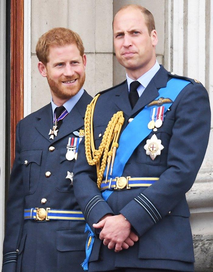 El príncipe William se siente incómodo con Harry después de las conversaciones filtradas