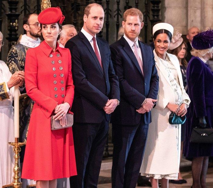 El príncipe William y la duquesa Kate están en total conmoción por las revelaciones del príncipe Harry y Meghan Markle 1