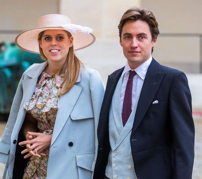 La princesa Beatriz dice que ha sido un 'gran honor' convertirse en madrastra