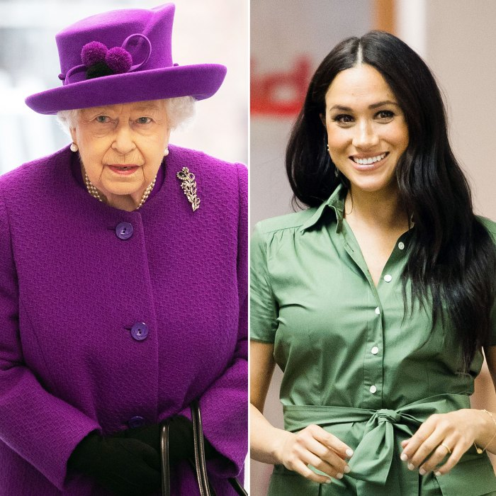 Queen Elizabeth II May Hire Diversity Officer After Meghan Markle Racism Claims