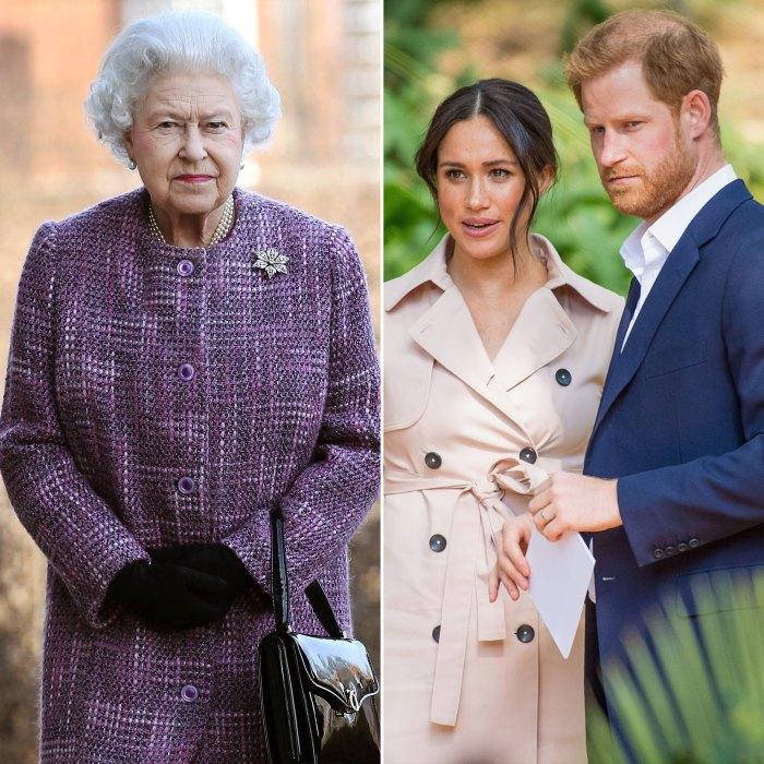 La reina Isabel II no verá la entrevista reveladora del príncipe Harry y Meghan Markle: se está 'centrando en los acontecimientos de su propio país'