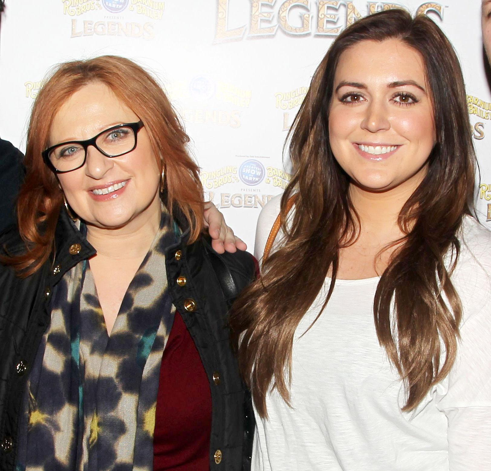 RHONJ Caroline Manzo Explains How Daughter Lauren Handled Trolls Slamming Markies Baby Pics