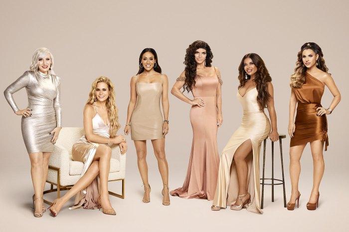 Real Housewives New Jersey Stars El plato que causa más drama