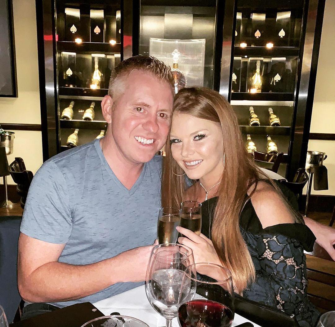 Real Housewives of Dallas Star Brandi Redmonds Husband Bryan Seemingly Caught Cheating