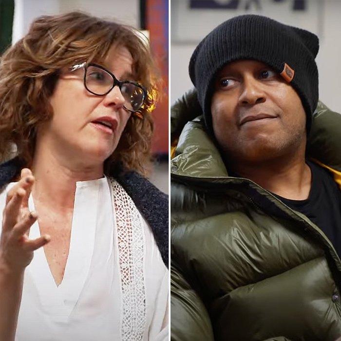 El elenco de Real World Homecoming New York tiene una conversación incómoda sobre la carrera
