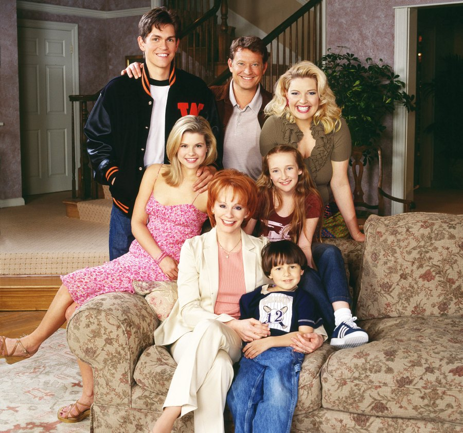 Reba cast Where Are They Now