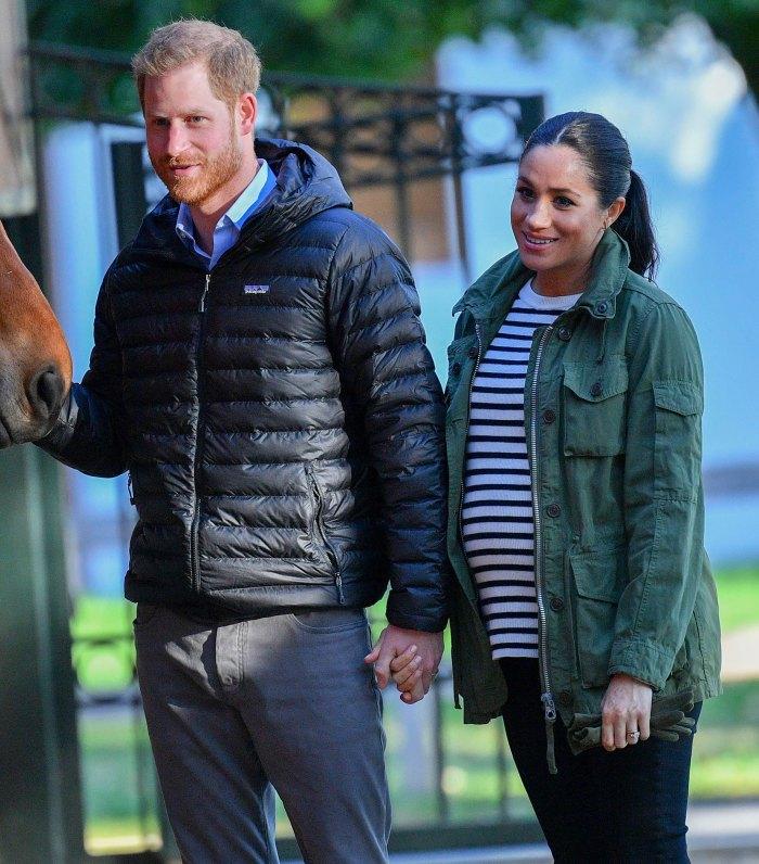 Los miembros de la familia real reaccionan a la llegada del segundo hijo de Meghan Markle y el príncipe Harry