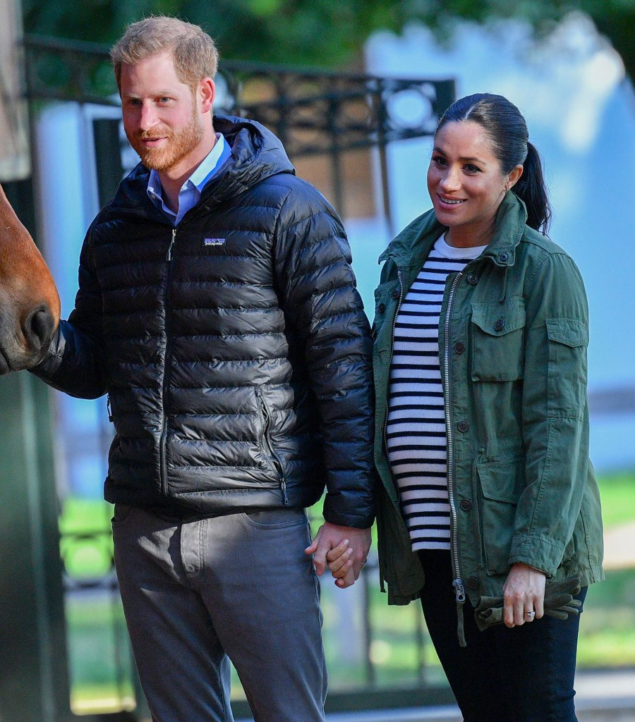Royal Family Members React to Meghan Markle and Prince Harry's 2nd Child's Arrival