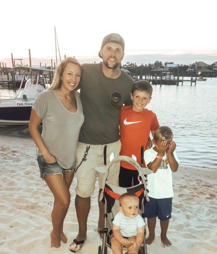 Ryan Edwards y su familia son despedidos de la madre adolescente OG Mackenzie Standifer habla