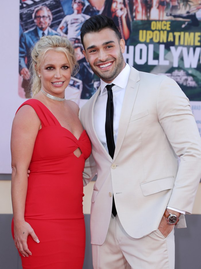 Sam Asghari Wants to Take his Relationship With Britney Spears to the Next Level: ' I Want to be a Young Dad'