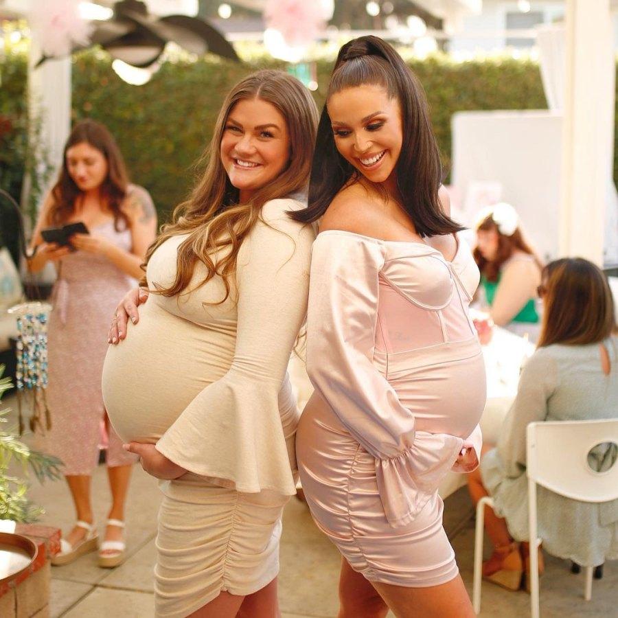 Scheana Shay baby shower