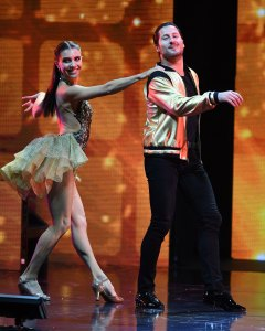 September 2020 Dancing With the Stars Jenna Johnson and Val Chmerkovskiy Timeline of Their Romance