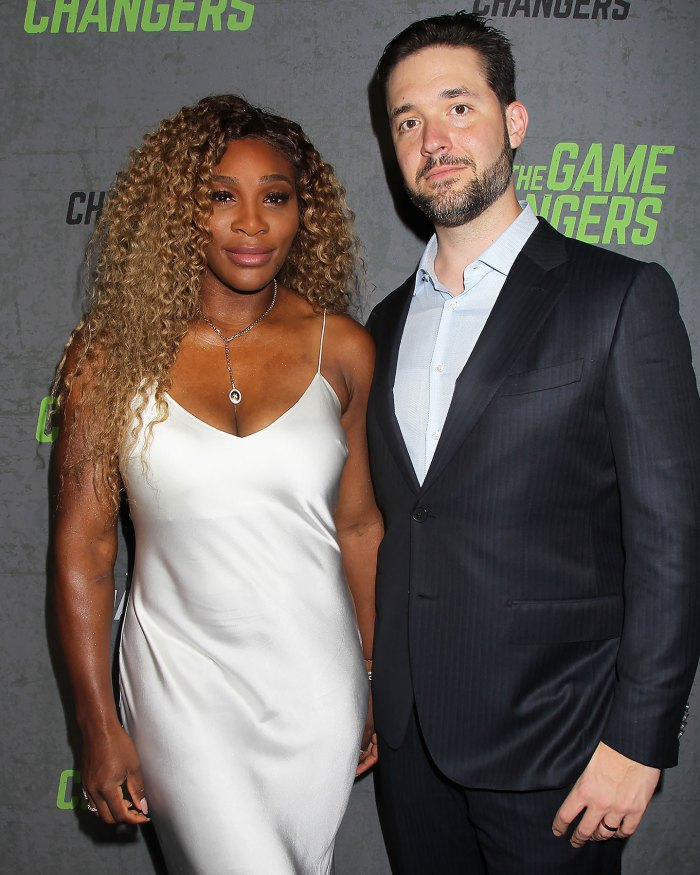 Serena Williams Says Her Marriage to Alexis Ohanian Isn't 'Bliss'