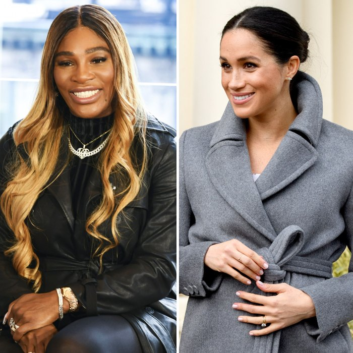 Serena Williams Praises Meghan Markle Poise Class After Tell-All
