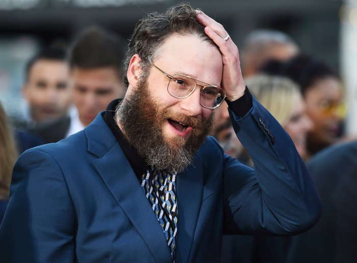 Seth Rogen Can't Handle His Mom's NSFW Review of Bridgerton 1