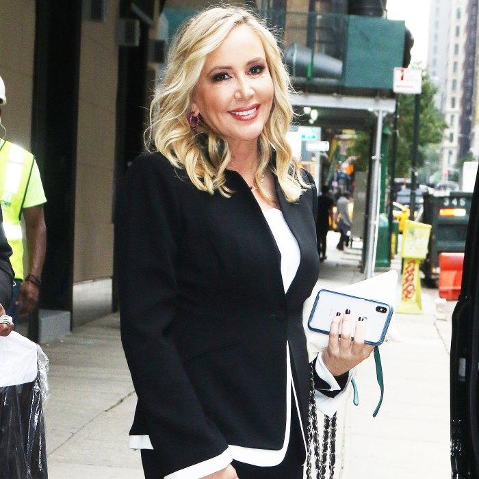Shannon Beador absolutamente le envió a la esposa de David, Lesley, un regalo para bebé 1