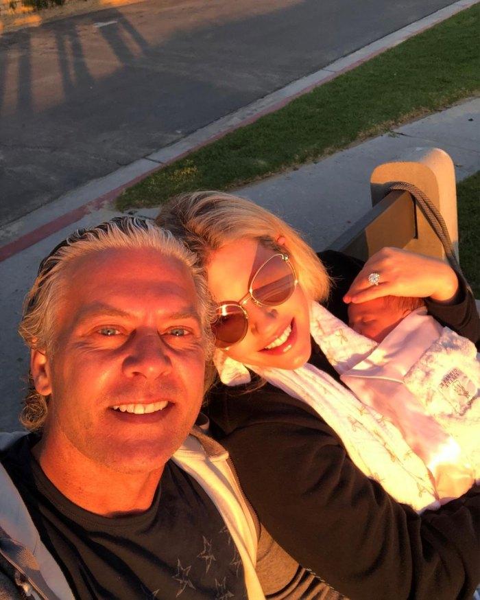 Shannon Beador absolutamente le envió un regalo de bebé a la esposa de David, Lesley