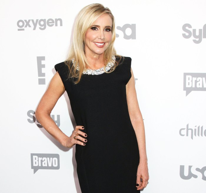Shannon Beador in 2015 Shannon Beador Reveals She Sent Ex-Husband David Beador a Baby Gift After Welcoming Child With Lesley Cook