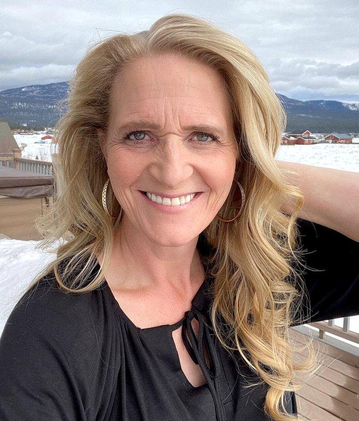 Hermana Esposas Christine Brown Habla Libertad Poliamor Matrimonio