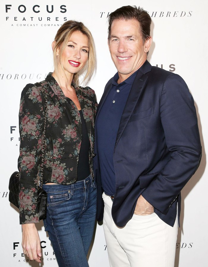 Ashley Jacobs and Thomas Ravenel in 2018 Southern Charm Alum Ashley Jacobs Is Engaged to Mike Appel After Thomas Ravenel Split