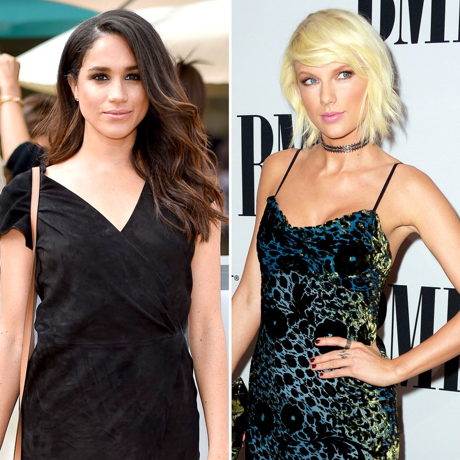 Stars Who Used Be Girl Scouts Meghan Markle Taylor Swift