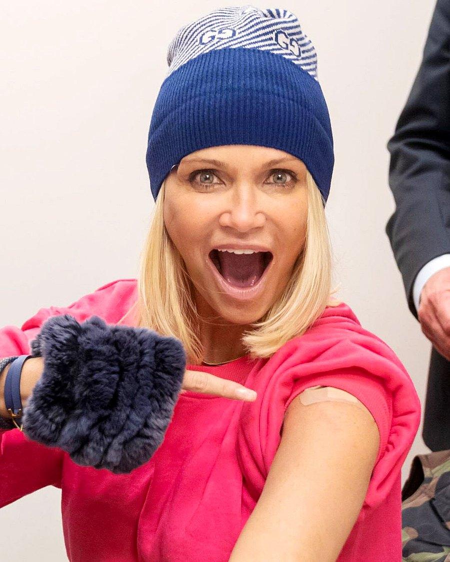 Kristin Chenoweth Stars Whove Spoken Out About Getting COVID-19 Vaccine