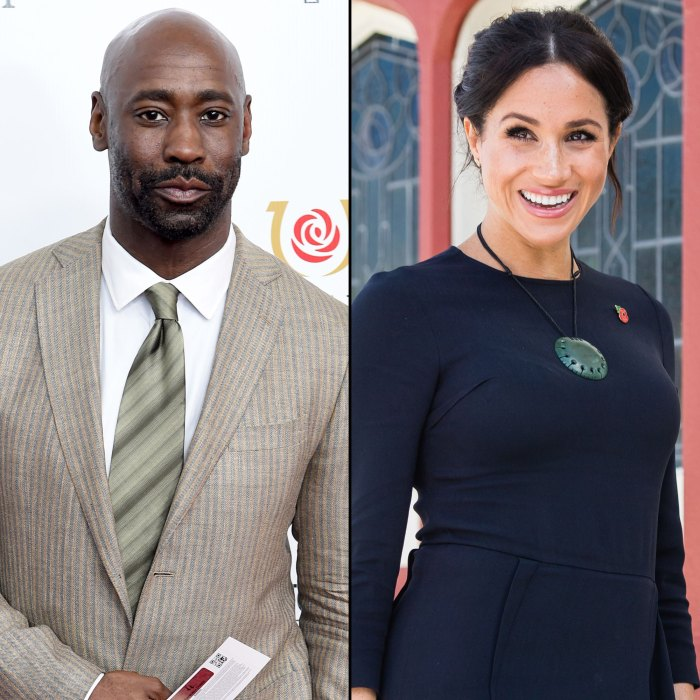 'Suits' Alum D.B. Woodside Praises Meghan Markle as 'One of the Sweetest, Nicest, Most Intelligent' People