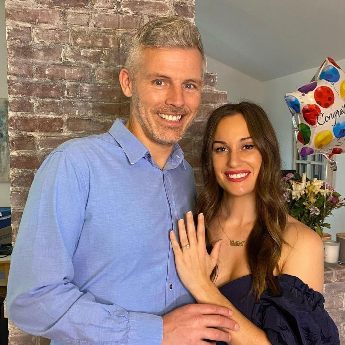 Summer House Hannah Berner niega que haya superposición entre Luke Gulbranson y Des Bishop Relationships Ring