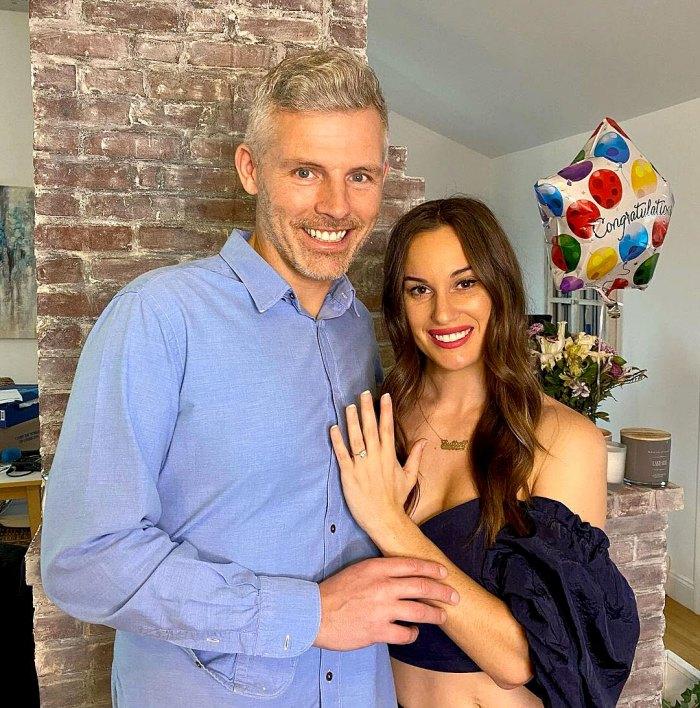 Summer House Hannah Berner está comprometida con el comediante irlandés BF Des Bishop
