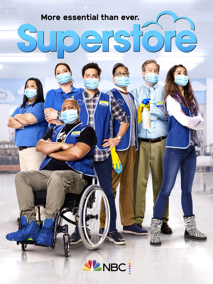 Superstore Cast Reflects Time Capsule Comedy Before Series Finale
