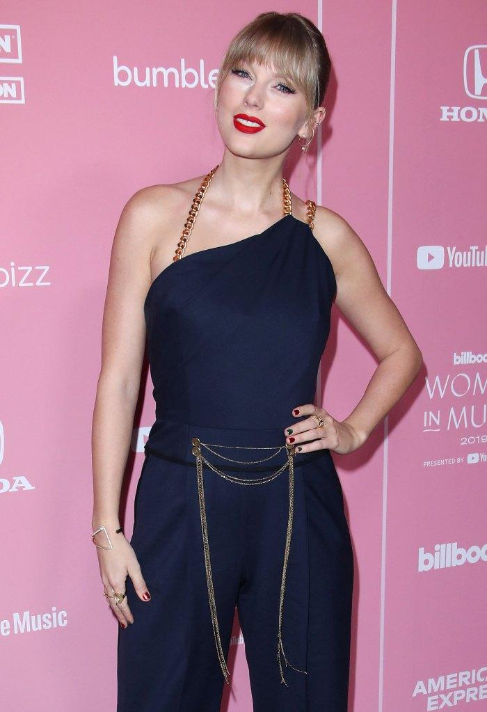Taylor Swift revela una pista sobre su actuación en los Grammy 2021