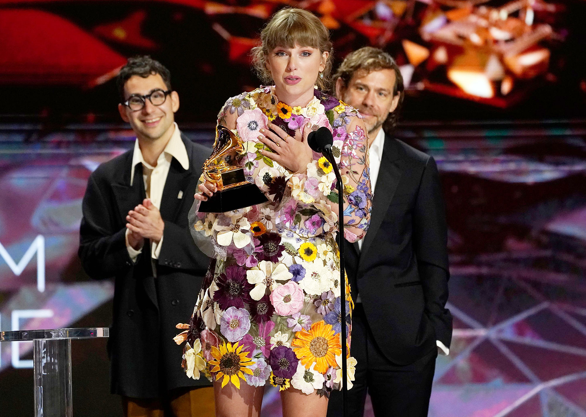 Taylor Swift Wins Album of the Year at Grammys 2021