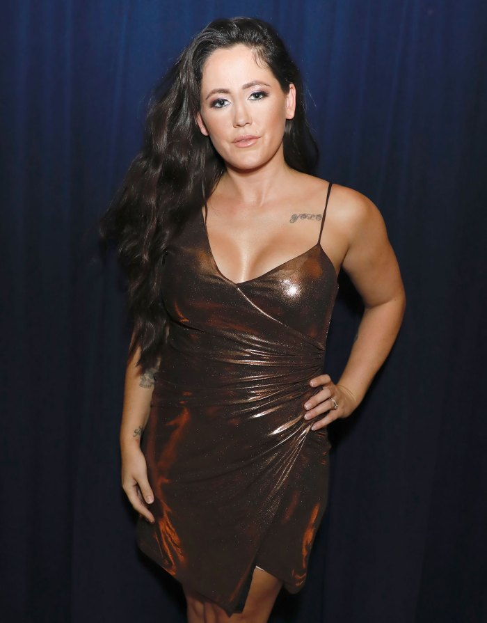 Teen Mom's Jenelle Evans Says She Has Spinal Cord Cyst, Diagnosed Herself