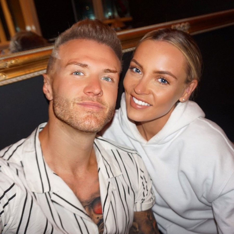 The Challenge Star Kyle Christie Girlfriend Vicky Turner Is Pregnant
