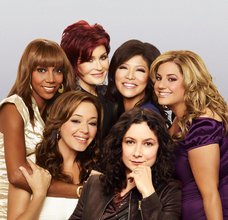 The Talk Hosts Through the Years and Why They Left