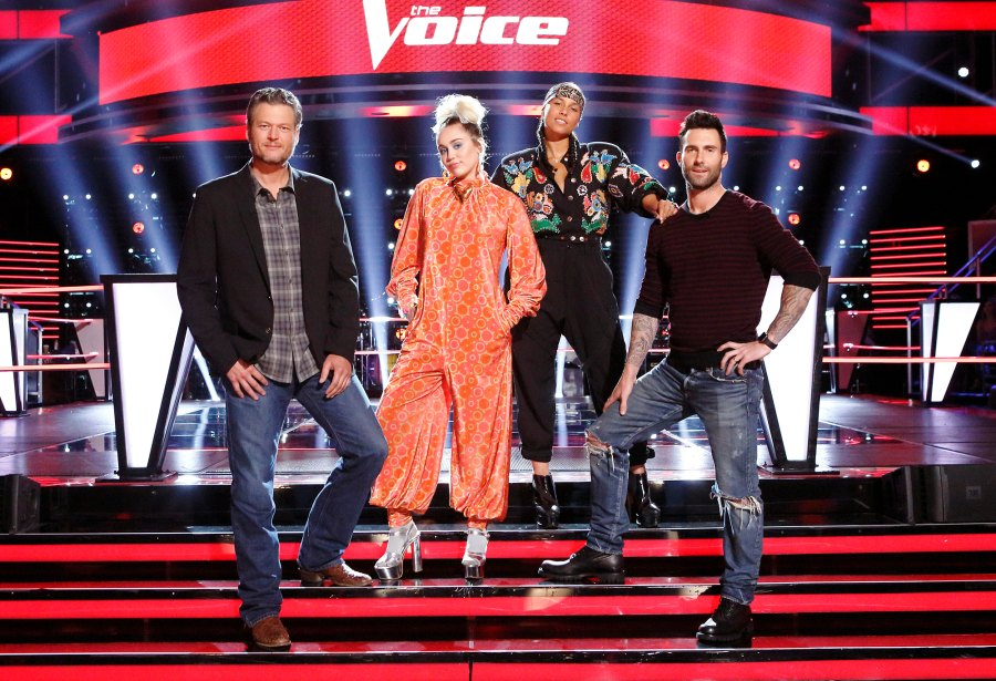 The Voice Coaches Through the Years Looking Back at Who Left and Why